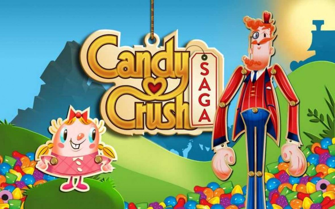 Activision Blizzard Candy Crush