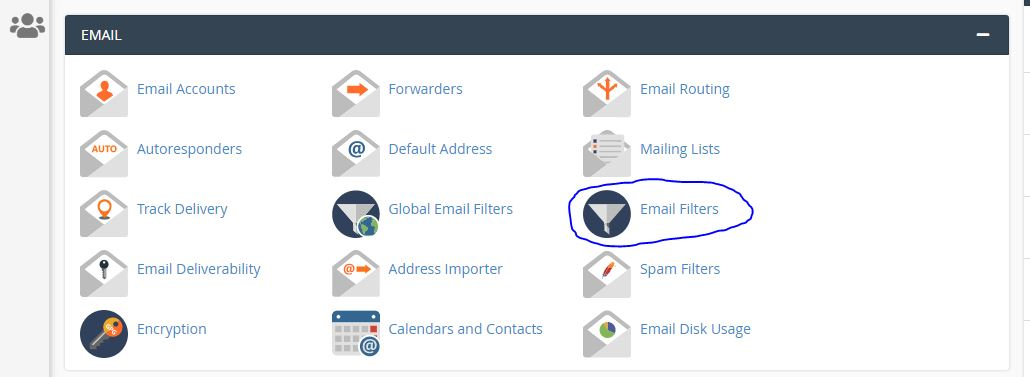 Howto configure redirection/forward of specific user emails to another email address in Cpanel