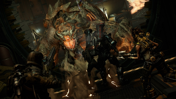 Evolve's Behemoth monster adds some rock and roll to the hunt
