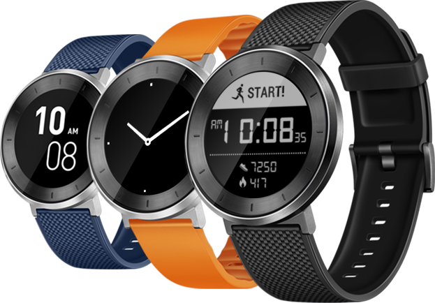 Huawei Fit, new wearable fitness watch offering features designed for every body for perfect fitness.