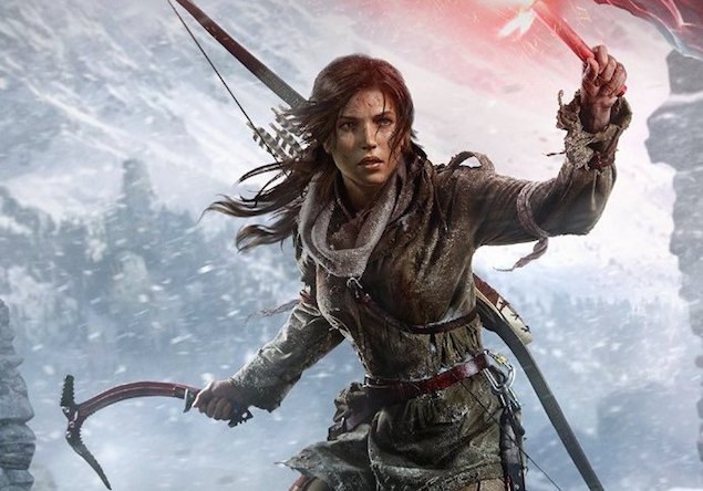 Square Enix Announces Rise of the Tomb Raider for Steam, Windows 10, and PlayStation 4