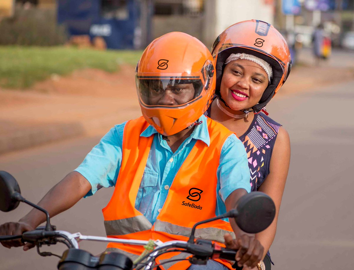 Safe Boda Sharing Credit