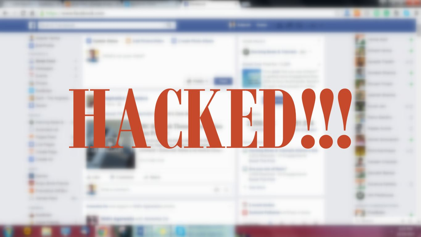 Hacked! What Next?