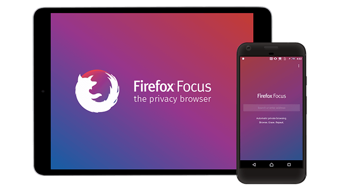 Mobile Firefox Focus update gives you revamped visual design and search suggestions