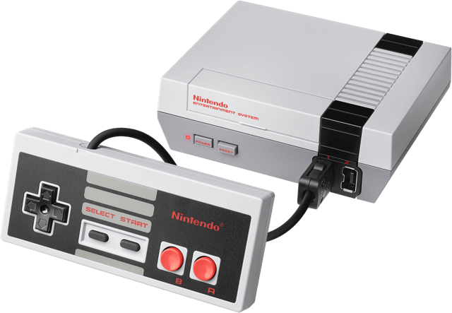 Nintendo just released a brand-new $60 game system